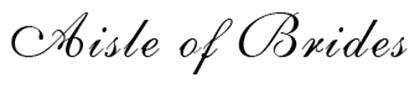 Aisle Of Brides logo